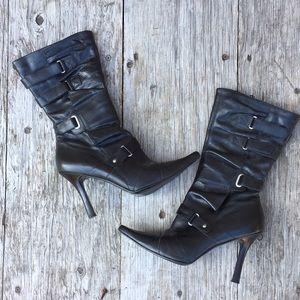 Stiletto boots   Diba